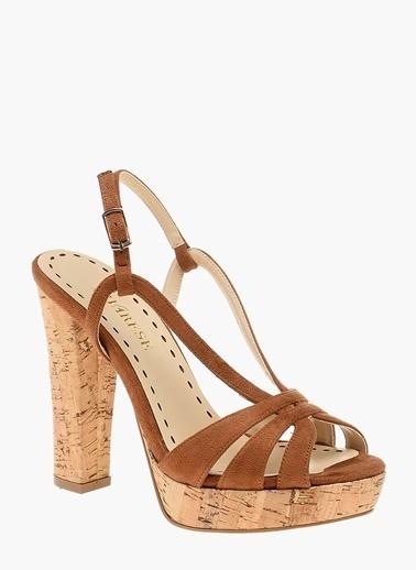 Divarese Sandalet Taba